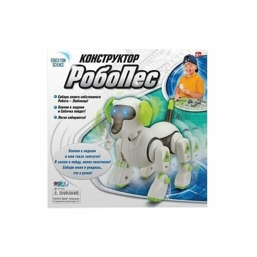 Электромеханический конструктор Galey Toys Education Science 88011 Робопес