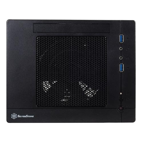 Компьютерный корпус SilverStone SG05B-LITE Black