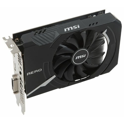 Видеокарта MSI Radeon RX 550 1203Mhz PCI-E 3.0 4096Mb 6000Mhz 128 bit DVI HDMI HDCP Aero ITX OC