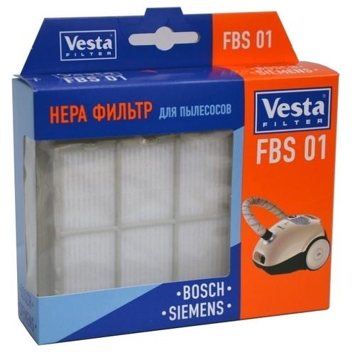 Vesta filter HEPA фильтр FBS 01