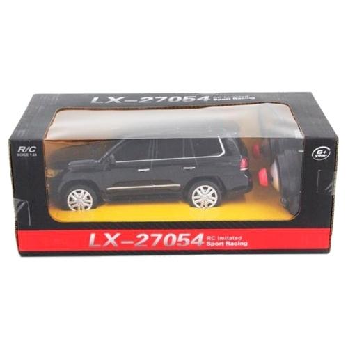 Внедорожник MZ Lexus LX570 (MZ-27054) 1:24 21 см