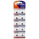 Батарейка PKCELL Super Akaline Button Cell AG4