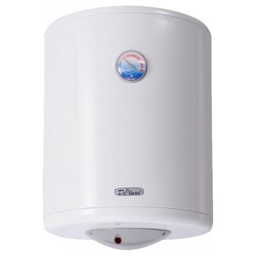 Накопительный электрический водонагреватель De Luxe W50V