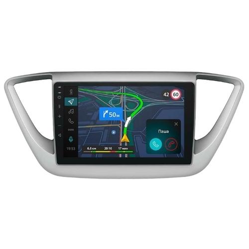 Бортовой компьютер Яндекс.Авто для Hyundai Solaris