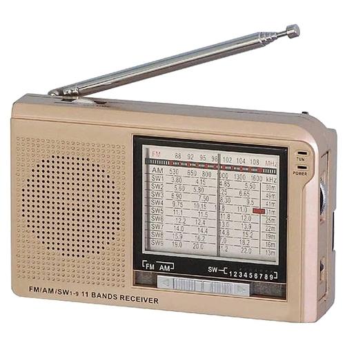 Радиоприемник LuxeBass LB-A49
