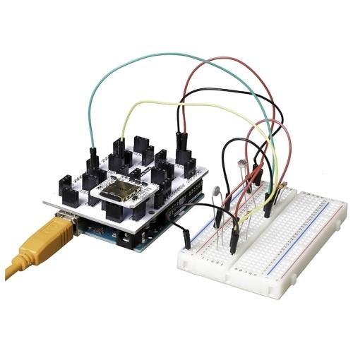 Дополнительные детали Амперка AMP-S035 Интернет вещей - продолжение набора Матрёшка