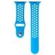 GSMIN Силиконовый ремешок Sport Edition для Apple Watch 38/40mm