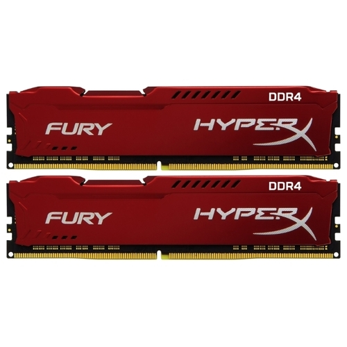Оперативная память 8 ГБ 2 шт. HyperX HX424C15FR2K2/16