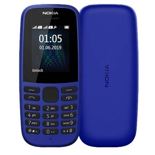 Телефон Nokia 105 Dual sim (2019)