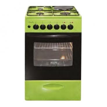 Плита Лысьва ЭГ 1/3г14 МС зеленый
