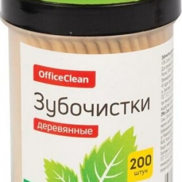Зубочистки OfficeClean