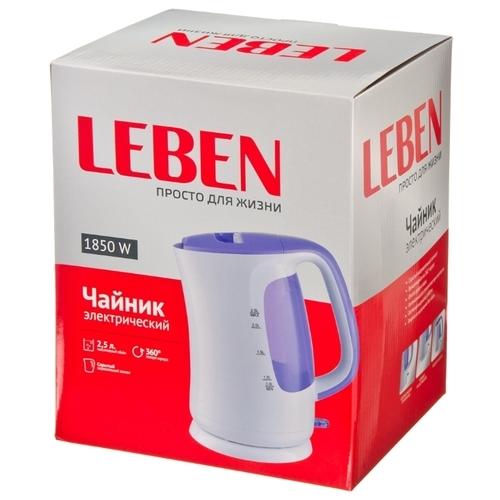 Чайник Leben 291-006