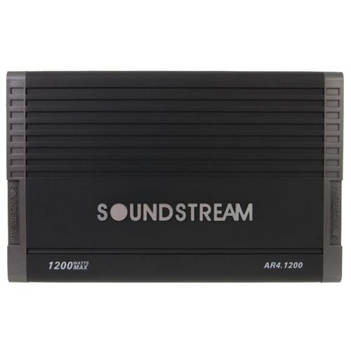 Автомобильный усилитель Soundstream AR4.1200