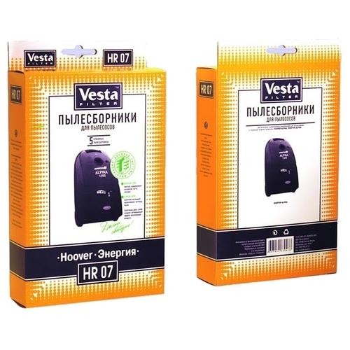 Vesta filter Бумажные пылесборники HR 07