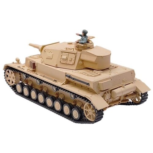 Танк Heng Long DAK PzKpfw IV Ausf F-1 (3858-1) 1:16 52 см