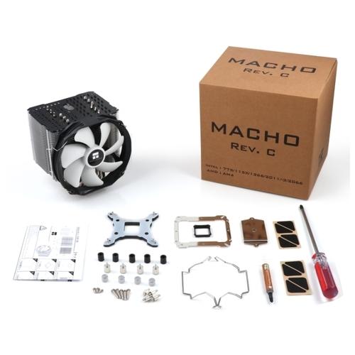 Кулер для процессора Thermalright Macho Rev.C