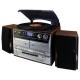 Виниловый проигрыватель Soundmaster MCD5500DBR