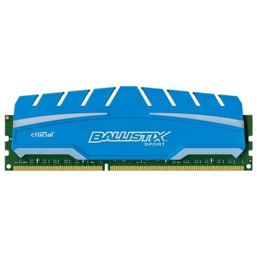 Оперативная память 4 ГБ 1 шт. Ballistix BLS4G3D169DS3J