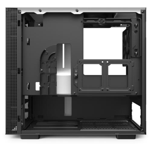 Компьютерный корпус NZXT H210 Black/white