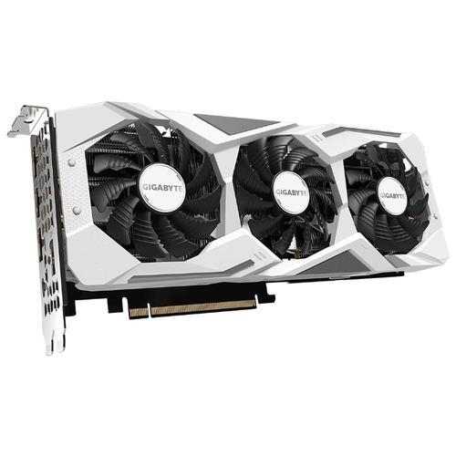 Видеокарта GIGABYTE GeForce RTX 2060 SUPER 1815MHz PCI-E 3.0 8192MB 14000MHz 256 bit HDMI HDCP GAMING OC WHITE