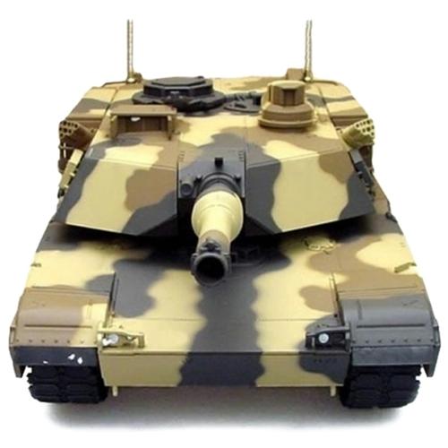 Танк Heng Long M1A2 Abrams (3816) 1:24 41 см