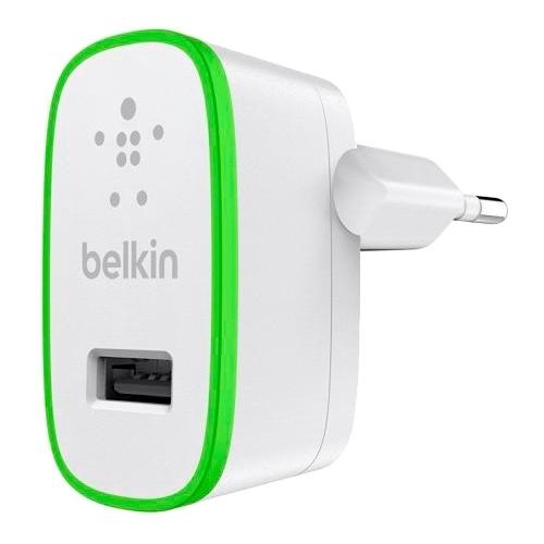 Сетевая зарядка Belkin F8M886vf04