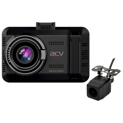 Видеорегистратор с радар-детектором ACV GX9200, 2 камеры, GPS, ГЛОНАСС