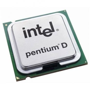 Процессор Intel Pentium D 945 Presler (3400MHz, LGA775, L2 4096Kb, 800MHz)