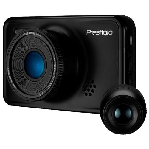 Видеорегистратор Prestigio RoadRunner 527DL, 2 камеры