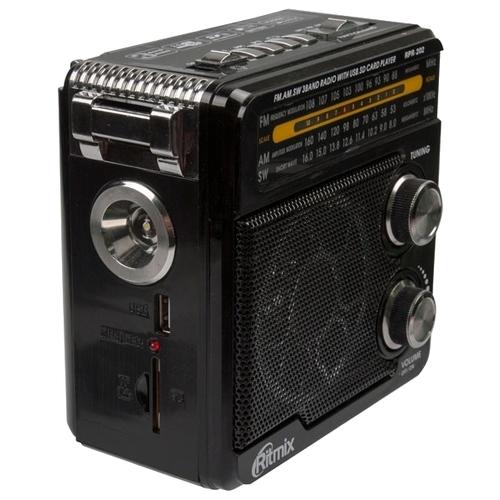 Радиоприемник Ritmix RPR-202