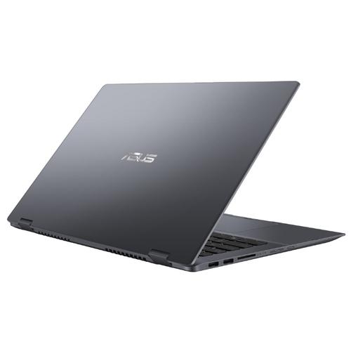 "Ноутбук ASUS VivoBook Flip 14 TP412UA-EC206RA (Intel Pentium 4415U 2300 MHz/14""/1920x1080/4GB/128GB SSD/DVD нет//Wi-Fi/Bluetooth/Windows 10 Pro)"