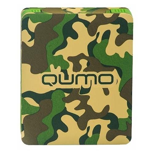 Аккумулятор Qumo PowerAid Real Man 10000