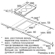 Варочная панель Bosch PKE345CA1