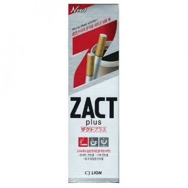 Зубная паста Lion Zact Plus