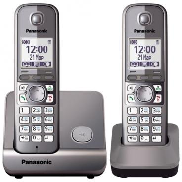 Радиотелефон Panasonic KX-TG6712