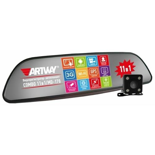 Видеорегистратор Artway MD-170 Android 11 в 1
