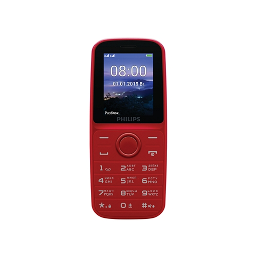 Телефон Philips Xenium E109