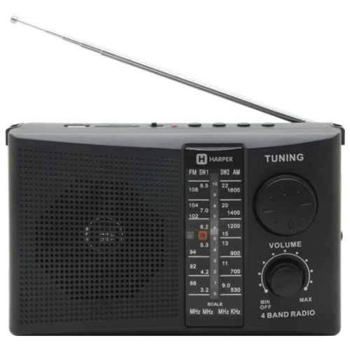 Радиоприемник HARPER HDRS-288