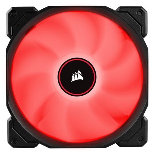 Система охлаждения для корпуса Corsair Air Series AF140 LED (2018) Red