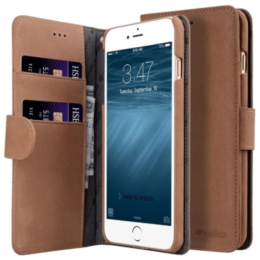 Чехол Melkco Wallet Book Type для Apple iPhone 7/8