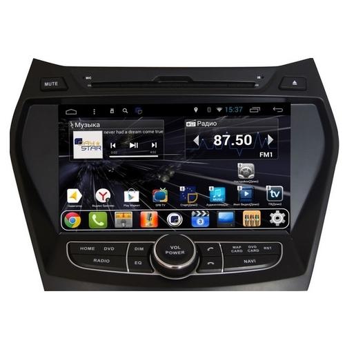 Автомагнитола Daystar DS-7004HD Hyundai Santa FE 2013+ ANDROID