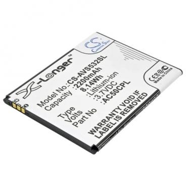 Аккумулятор Cameron Sino CS-AVS532SL для Archos 50c Platinum