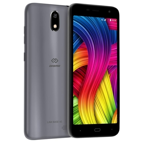Смартфон Digma LINX BASE 4G