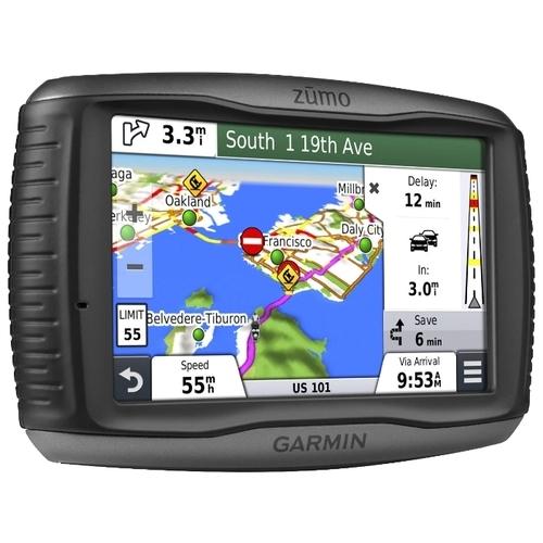 Навигатор Garmin Zumo 590 LM