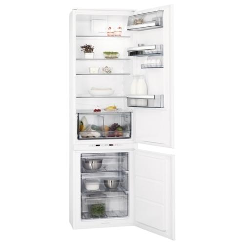 Встраиваемый холодильник AEG SCR 81911 TS
