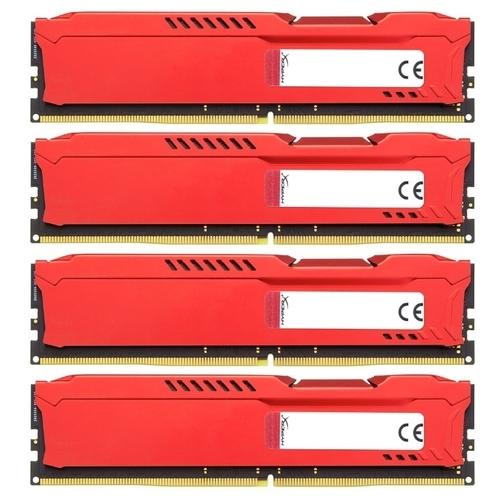 Оперативная память 8 ГБ 4 шт. HyperX HX424C15FR2K4/32