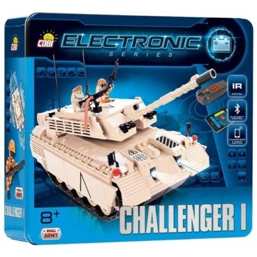 Электромеханический конструктор Cobi Electronic 21905 Challenger I