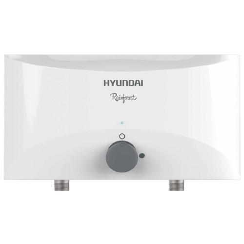 Проточный электрический водонагреватель Hyundai H-IWR1-5P-UI061/CS