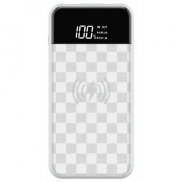 Аккумулятор Devia JU Wireless Power Bank 8000 mAh