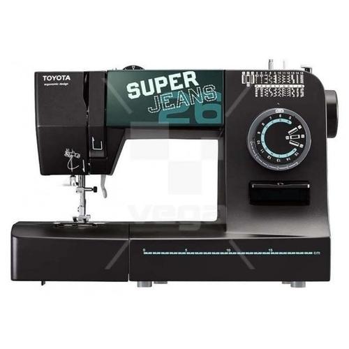 Швейная машина TOYOTA Super Jeans 26XL